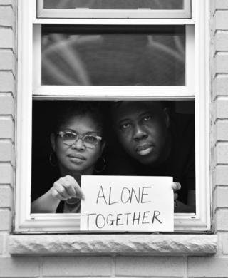 Husband and wife filmmakers, Claire Ince and Ancil McKain