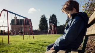 Stock image of child