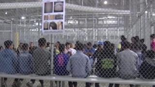 Immigrants in detention