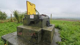 Top Secret Nuclear Bunker, Barrow Hill, Farmborough
