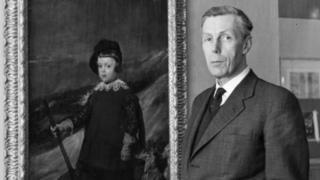 Искуствовед и советский агент сэр Энтони Блант в 1962 году