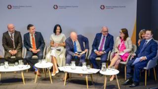 Samit Zapadni Balkan, London, 9. jul 2018.