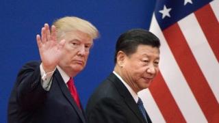 Donald Trump, China