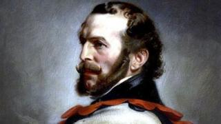 Portrait of John Rae