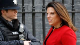 Immigration Minister Caroline Nokes