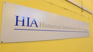 HIA sign