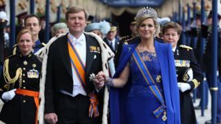 สมเด็จพระราชาธิบดีวิลเลม-อเล็กซานเดอร์ แห่งเนเธอร์แลนด์