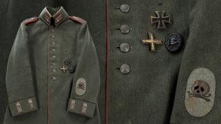 German reserve pioneer tunic - WW1