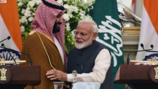 सऊदी अरब-भारत