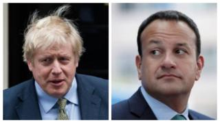 Stormont deal: Johnson and Varadkar sprint to Belfast to heed executive return thumbnail