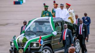 Facebook/Nigeria Presidency