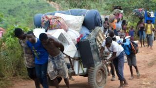 Le 23 août dernier, un accord tripartite sur le retour volontaire avait été conclu entre le HCR, la RDC et l'Angola