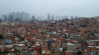 Favela em São Paulo
