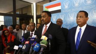 وزيرا خارجية السودان وإثيوبيا اتفقا على تنسيق المواقف بينهما في كافة المجالات على مستوى العلاقات الثنائية والمنطقة