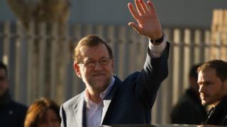 Mariano Rajoy. 20 Dec 2015