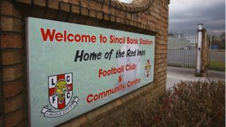 Lincoln City sign