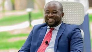 Mista Kurt Okereku sabon shugaban hukumar kwallon kafa ta kasar Ghana wato Ghana Football Association (GFA)
