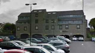 Council offices in Clitheroe