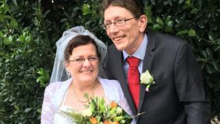 Wedding of Jack Richardson