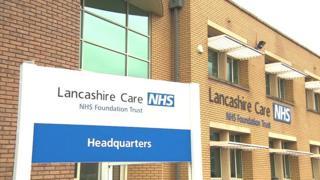 Lancashire Care NHS Trust headquarters