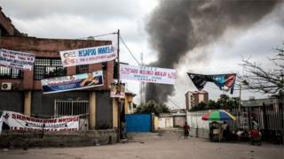 UCHAGUZI DRC