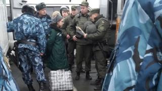 12 украинских осужденных
