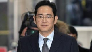 Лі Чже Ен фактично вважається головою корпорації Samsung