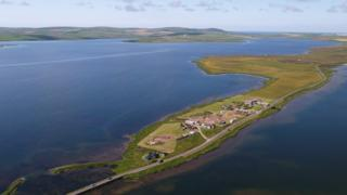 Ness of Brodgar in Orkney