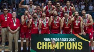 Tunisia men national basketball team