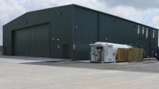 New Wales Air Ambulance base