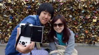 turisti iz kine
