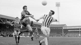 Jeff Astle (Right)