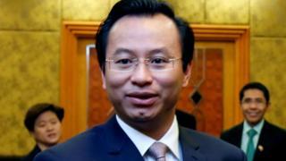 Ông Nguyễn Xuân Anh đang là ủy viên trung ương đảng