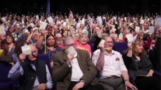 SNP members
