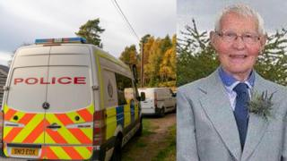 Man charged after death of pensioner Frank Kinnis in New Elgin