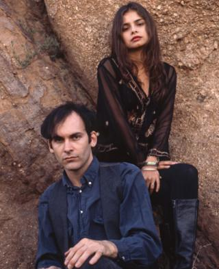 hollywood David Roback and Hope Sandoval of Mazzy Star