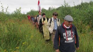 Белорусские активисты