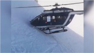 авіатори в Альпах