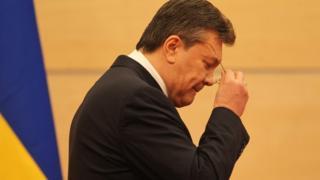 Віктор Янукович - від лідера до зрадника