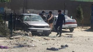 انفجار در جلالآباد