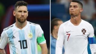 मेसी और रोनाल्डो बेहतरीन फ़ुटबॉलर होने के बावजूद कभी विश्वकप नहीं जीत पाए