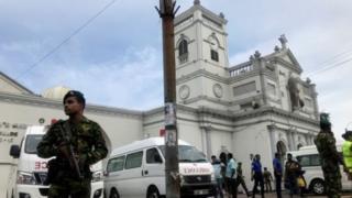 Des églises et des hôtels de luxe ont été visés par des attentats au Sri Lanka, lors du dimanche de Pâques.