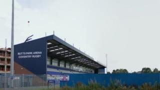 Butts Park Arena Coventry