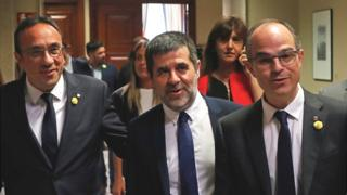 Katalan liderler