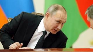 相关报告称普京亲自下令发动黑客攻击干扰美国大选