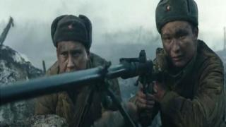 "Imagen de la película ""Los 28 hombres de Panfílov"" (cortesía: Los 28 hombres de Panfiilov / Andrey Shalopa, Kim Druzhinin / Lybian Palette Studios / Gaijin Entertainment)"