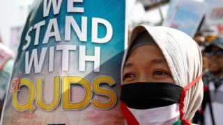 Aksi di Jakarta, Minggu (10/12)