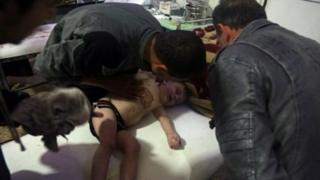 सीरया में हुआ हमला