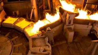 Copper smelter