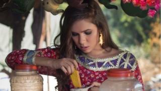 Sirendypitea, पाकिस्तान फ़ैशन उद्योग